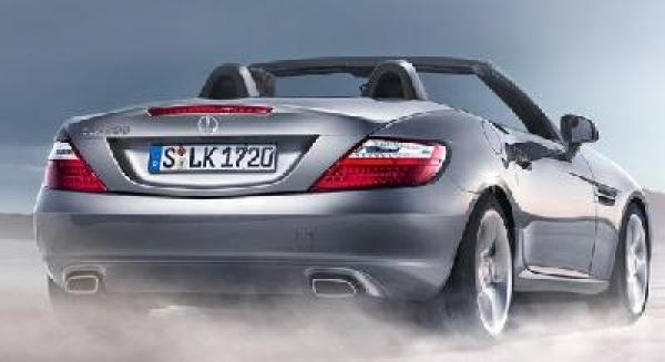 Mercedes-Benz SLK 350 2011